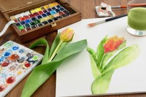 Art Supplies - iStock