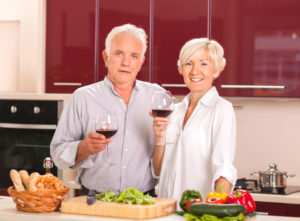 Couple Cooking - iStock