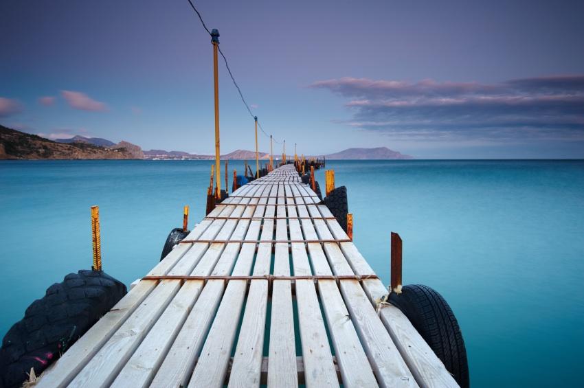Dock - iStock