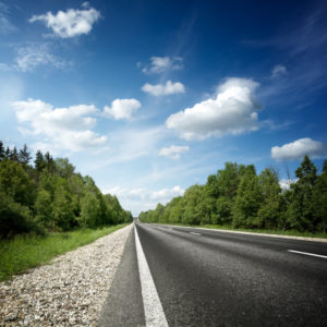 Empty Country Highway - iStock