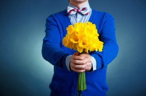 bouquet of flowers - iStock