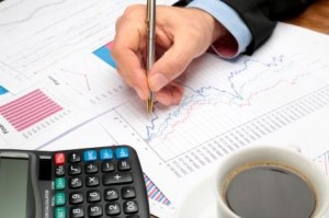 Man Working on Finances - iStock