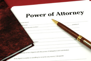 Power of Attorney - iStock