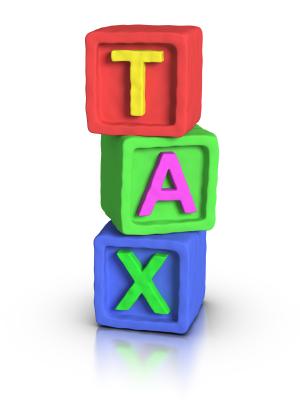 Tax - iStock