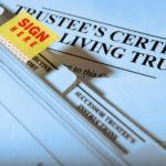 Trustee Certificate - iStock