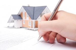 Mortgage contract - iStock
