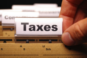 taxes - iStock